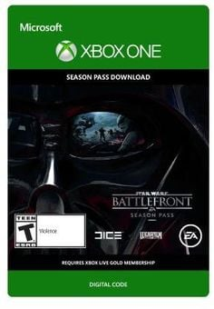 Star Wars Battlefront Season Pass Xbox One - Download