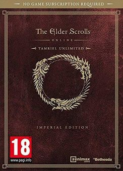 The Elder Scrolls Online Tamriel Unlimited Imperial Edition PC