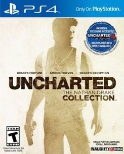 UNCHARTED: The Nathan Drake Collection - PlayStation 4 Download Code
