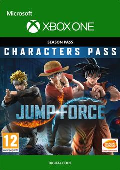 Jump Force Character Pass Xbox One