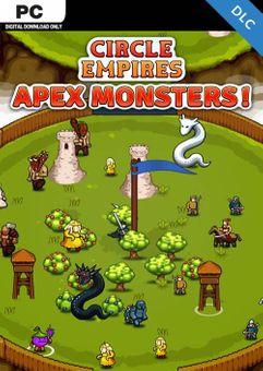Circle Empires Apex Monsters PC DLC