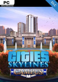 Cities: Skylines PC - Campus DLC