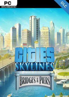 Cities: Skylines - Content Creator Pack Bridges & Piers PC - DLC