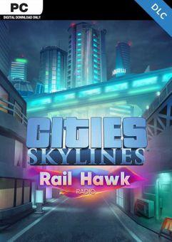 Cities: Skylines - Rail Hawk Radio PC - DLC