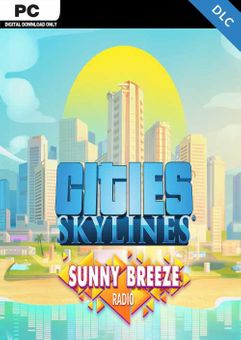 Cities: Skylines - Sunny Breeze Radio PC - DLC