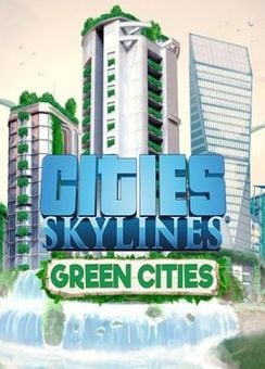 Cities Skylines PC - Green Cities DLC
