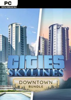 Cities: Skylines - Downtown Bundle PC