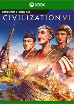 Sid Meiers Civilization 6 Xbox One (EU)