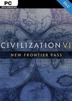 Sid Meier's: Civilization VI - New Frontier Pass PC - DLC (WW)