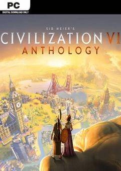 Sid Meier's Civilization VI Anthology PC (Steam)