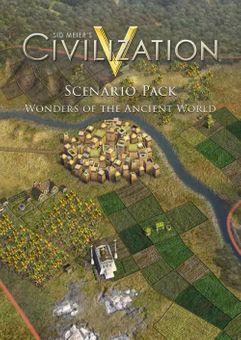 Civilization V - Scenario Pack: Wonders of the Ancient World PC - DLC