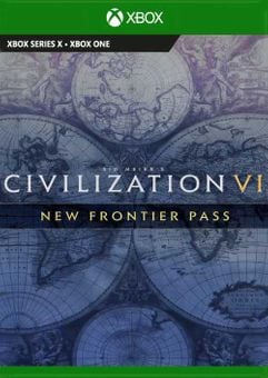 Civilization VI - New Frontier Pass Xbox One (UK)