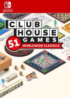 Clubhouse Games: 51 Worldwide Classics Switch (EU)
