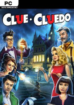 Clue/Cluedo: The Classic Mystery Game PC