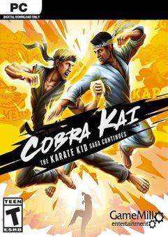 Cobra Kai: The Karate Kid Saga Continues PC