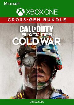 Call of Duty: Black Ops Cold War - Cross Gen Bundle Xbox One (US)