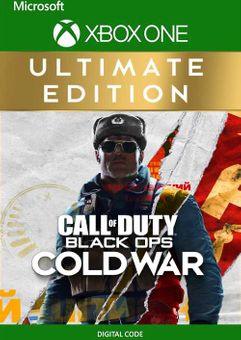 Call of Duty: Black Ops Cold War - Ultimate Edition Xbox One (UK)