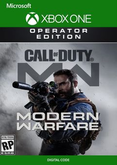 Call of Duty Modern Warfare Operator Edition Xbox One