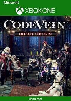 Code Vein: Deluxe Edition Xbox One (UK)