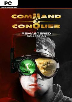 Command and Conquer Remastered Collection PC (EN)