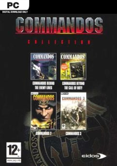 Commandos: Collection PC