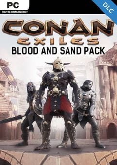 Conan Exiles - Blood and Sand Pack DLC
