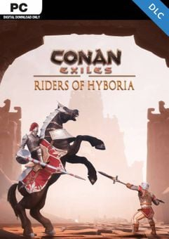 Conan Exiles - Riders of Hyboria Pack DLC
