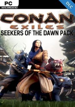 Conan Exiles PC - Seekers of the Dawn Pack DLC