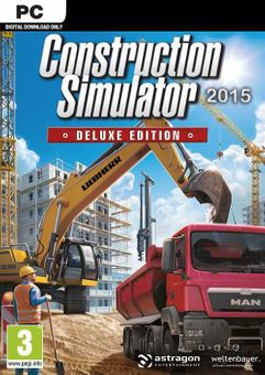 Construction Simulator 2015 Deluxe Edition PC