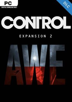 Control -  AWE: Expansion 2 PC - DLC