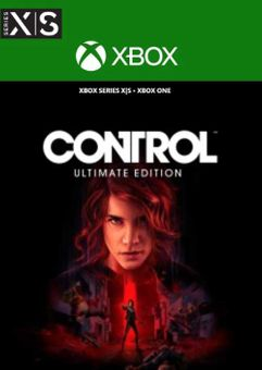 Control Ultimate Edition Xbox One/Xbox Series X|S (US)