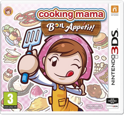 Cooking Mama 5: Bon Appétit! 3DS - Game Code