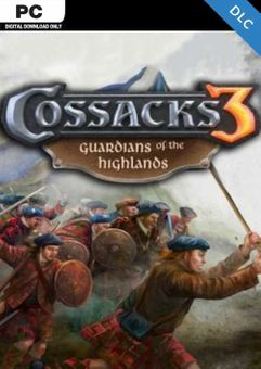Cossacks 3 Guardians of the Highlands PC - DLC