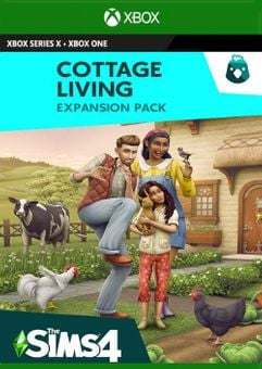 The Sims 4 Cottage Living Xbox One (UK)