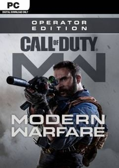 Call of Duty: Modern Warfare - Operator Edition PC (EU)