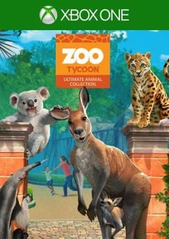 Zoo Tycoon: Ultimate Animal Collection Xbox One (UK)
