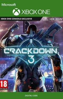 Crackdown 3 Xbox One/PC
