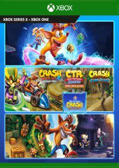 Crash Bandicoot - Crashiversary Bundle Xbox One (UK)