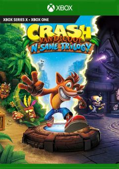 Crash Bandicoot N. Sane Trilogy Xbox One (EU)