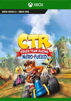 Crash Team Racing Nitro-Fueled Xbox One (EU)