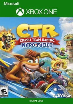 Crash Team Racing Nitro-Fueled Xbox one (US)