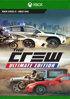 The Crew Ultimate Edition Xbox One (EU)