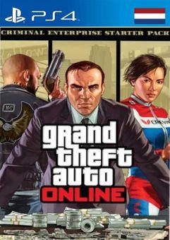 Grand Theft Auto Online - Criminal Enterprise Starter Pack PS4 (Netherlands)