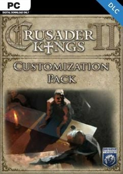 Crusader Kings II: Customization Pack PC - DLC