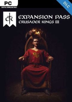 Crusader Kings III - Expansion Pass PC