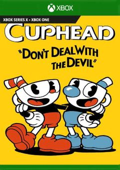 Cuphead Xbox One (UK)