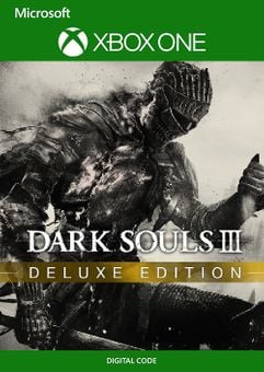 Dark Souls III - Deluxe Edition Xbox One (US)