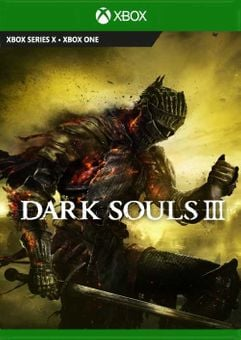 Dark Souls III Xbox One (EU)