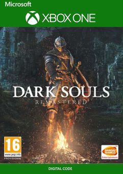 Dark Souls Remastered Xbox One (UK)