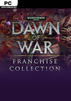Warhammer 40,000 Dawn of War Franchise Collection PC